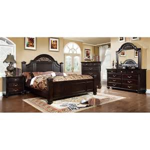 Cal King Bedroom Sets Import Direct 6 Cal King Bedroom Set