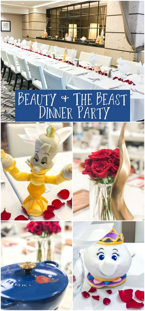 celebrating beauty and the beast with williams sonoma 3537 best parties entertaining images on pinterest