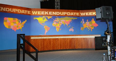weekend update desk saturday live the exhibition reel with