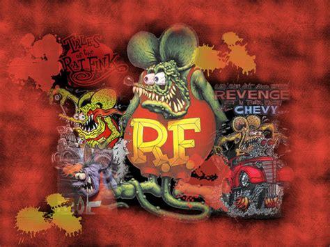 rat fink wallpaper