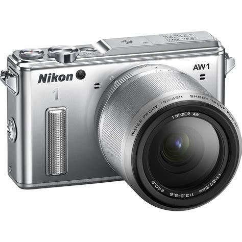 nikon 1 aw1 mirrorless digital with 11 27 5mm lens 27666