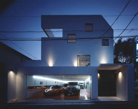 Underground Garage Design 15 contemporary houses and their inspiring garages