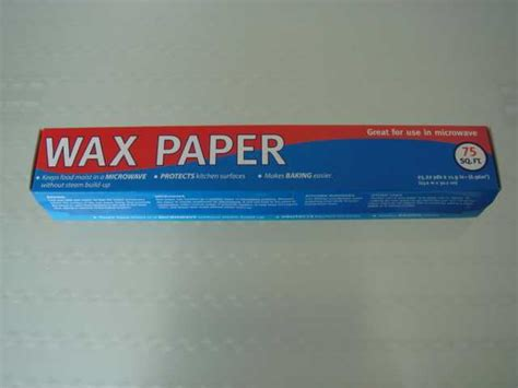 How To Make Wax Paper - wax paper in the sewing room nita beshear a patchwork