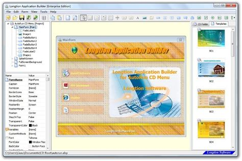 autoplay menu builder templates autostart cd menu software autorun cd menu tools