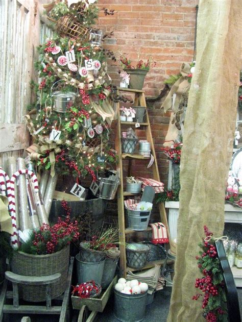 143 best christmas holiday shop displays images on