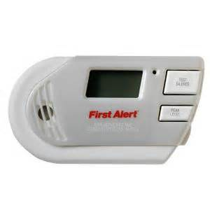 gas detector home depot alert in explosive gas and carbon monoxide