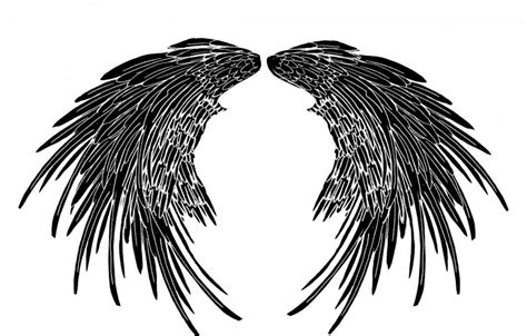 tattoo tribal angel wings angel wing tattoos designs ideas and meaning tattoos