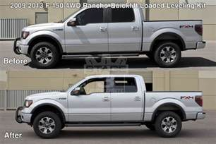 2013 Ford F150 Leveling Kit Best Leveling Kit For 2013 F150 Autos Weblog