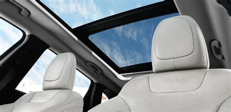 jeep compass panoramic sunroof 2017 jeep cherokee trailhawk 4x4 victory motors of craig
