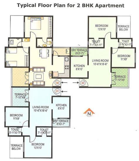 2 3 bhk apartment near hebbal flyover bangalore 28 2 bhk apartment floor plans 2 bhk house plan as