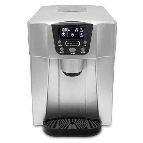 Countertop Maker Water Dispenser by Whynter 26 Lbs Freestanding Countertop Direct Connection