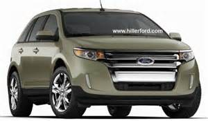 hiller ford 2013 ford edge exterior colors 2013 ford