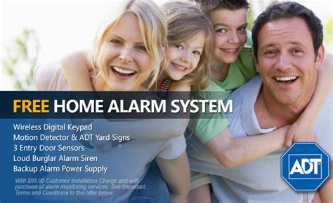 adt alarm systems home security monitoring canada