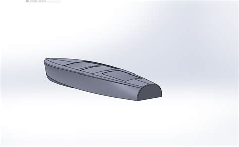 solidworks tutorial boat chris craft barrelback boat hull solidworks 3d cad