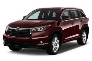 Toyota Ag 2014 Toyota Highlander Review Automobile Magazine