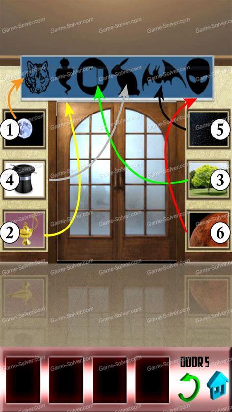 door 45 on 100 doors game 100 doors level 50 game solver