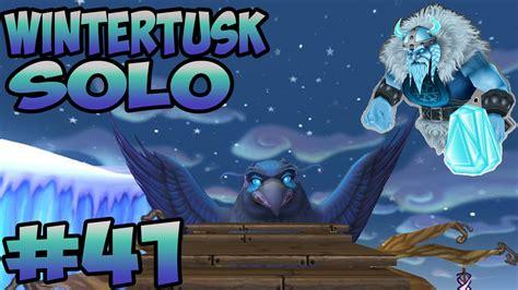 youtube fjord frost wizard101 solo walkthrough wintertusk part 41 hrundle