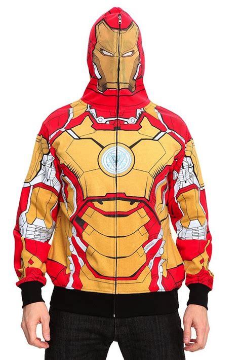 Pullover Hoodie Ironman 3 iron 3 zip hoodies style guide