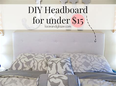 easy diy headboard sweet teal diy headboard for 15 sweet teal