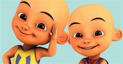 film upin ipin kung durian runtuh kumpulan koleksi gambar kartun animasi upin dan ipin