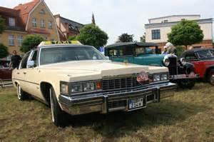 Cadillac Cabs Cadillac Taxi Auf Der Fahrzeugparade Am 06 06 09 In Guben