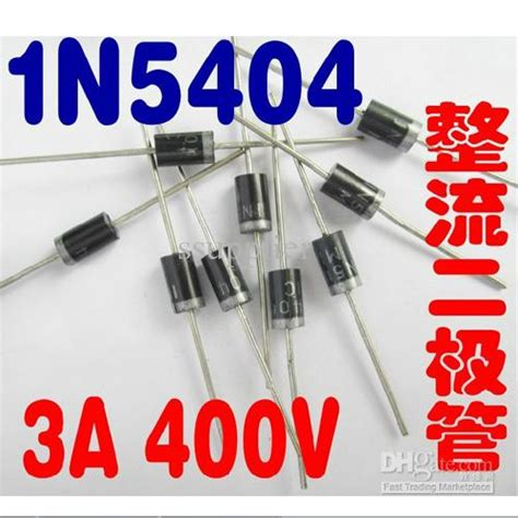 diode in5404 in5404 3a 400v recifier diode commutation diode with 8 23 on ssupplier s store