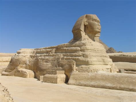 Kaos Sphinx the enigma of the great sphinx