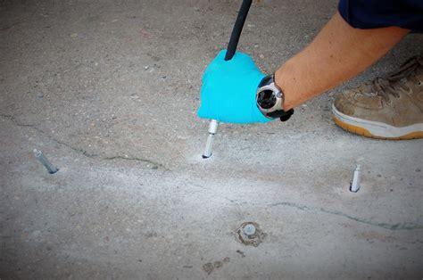 haarrisse im beton risse beseitigen und dauerhaft abdichten