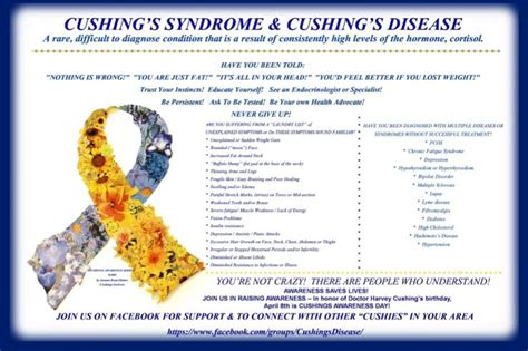 when to put a with cushing s disease 68 best cushing s addisons disease images on s disease adrenal