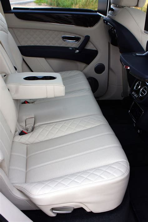 bentley bentayga 2016 interior bentley bentayga suv 2016 features equipment and