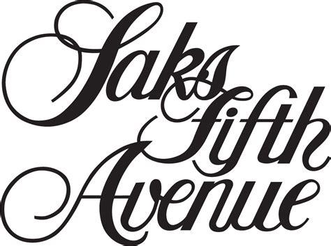 Saks Fifth Avenue Logo / Retail / Logonoid.com