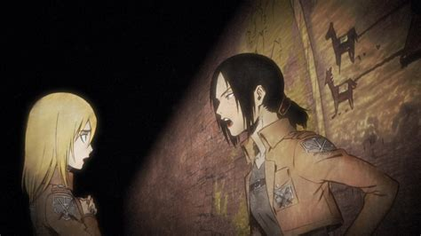 attack on titan ending shingeki no kyojin no credit ending 2 picturesque screencaps