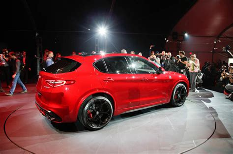 alfa romeo stelvio suv priced from 163 33 990 autocar
