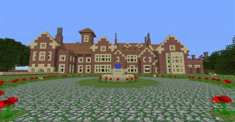 rose red house rose red mansion stephen king minecraft project