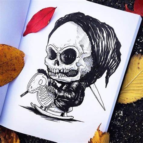imagenes minions de terror dibujos de personajes de terror siendo bebes arte taringa