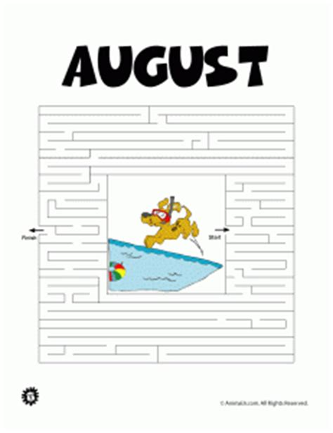 printable sewing maze summer kids activities crafts printables games