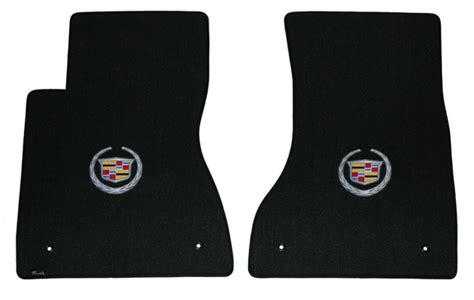 2007 Cadillac Cts Floor Mats by Lloyd Mats Luxe Front Floor Mats Custom Made For 2003 2007