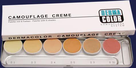 kryolan dermacolour tattoo makeup camouflage make up