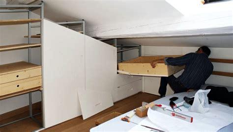 armadio mansarda fai da te marcaclac mobili evoluti armadi mansarda su misura fai da