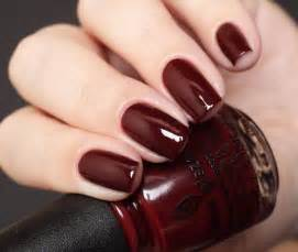 fall nail color cool fall nail color ideas