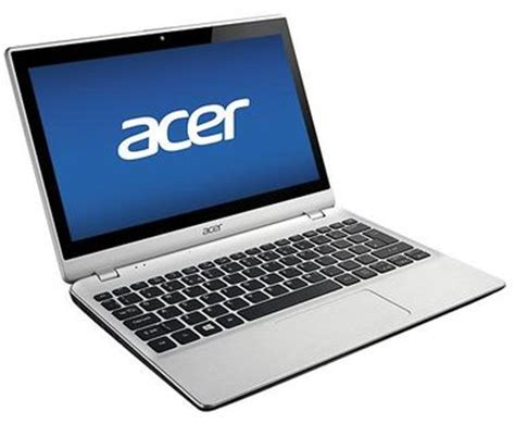 "acer 11.6"" touch screen laptop sale $379.99 v5 122p 0643"