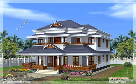 New House Plans In Kerala 2017 » Home Design 2017