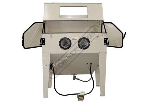 sandblasting cabinet vacuum system hafco sb 420 sand blasting cabinets in northmead nsw