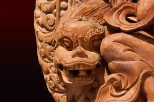 Batu Gambar Pohon Kembar foto gratis singa naga patung kayu ukiran gambar