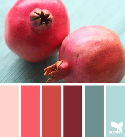 pomegranate color pomegranate color combination color palettes color