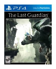 Ps4 exclusive the last guardian gets charming new screenshots and box