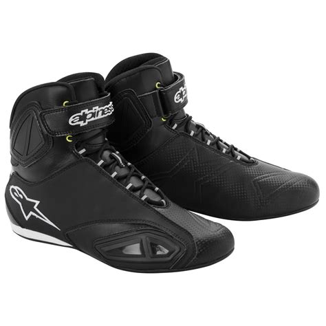 motorcycle shoes stiefel motorrad alpinestars 2012 fastlane roller touring