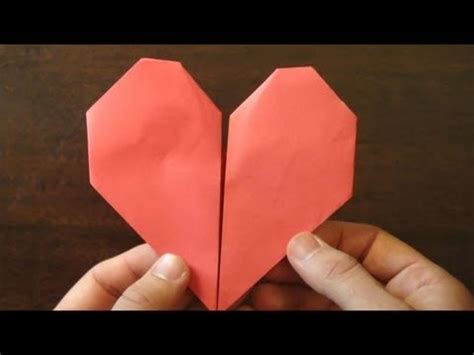 How To Make A Origami Beating - 1000 images about origami on origami hearts