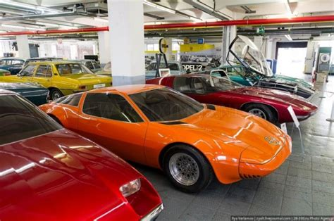 Opel Vehicles by Opel Museum Vehicles