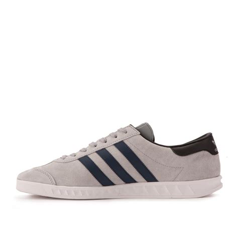 Adidas Grey adidas hamburg grey navy bb5298